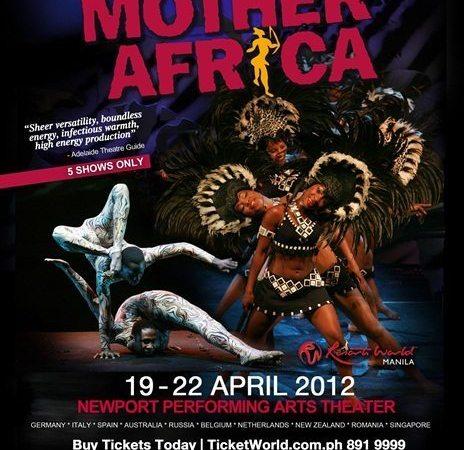 Cirque Mother Africa in Resorts World Manila: Schedule, Ticket Prices