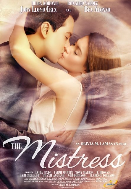 The Mistress official Poster