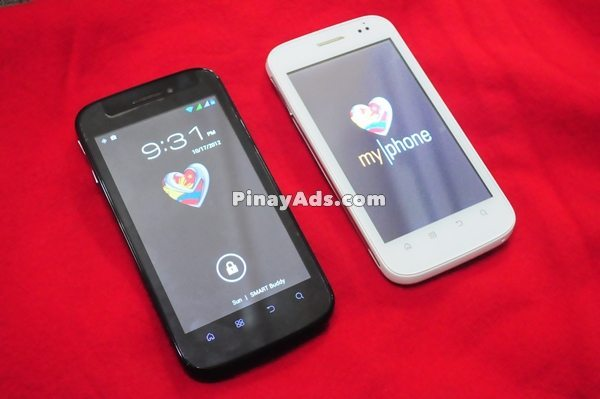 MyPhone Android Phones: A878, A898, A919 and more