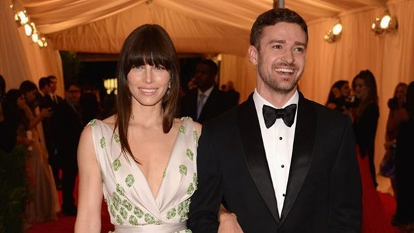 Justin Timberlake and Jessica Biel got Married in Italy