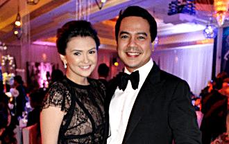 Angelica Panganiban, Happy And Contented With  John Lloyd Cruz