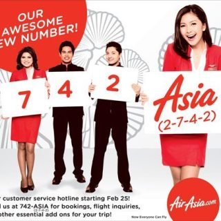 AirAsia Philippines introduces new customer hotline number 742ASIA and cash payment partners