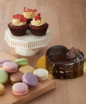 Newest Sweet Valentine Treats by Max's Corner Bakery