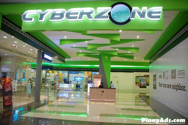 Cyberzone – SM Lanang Premier has IT all and so much more!