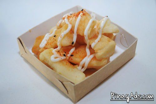Squid Wedges Php 69