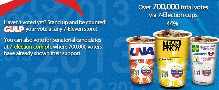 7-Eleven, 7-Elections Survey