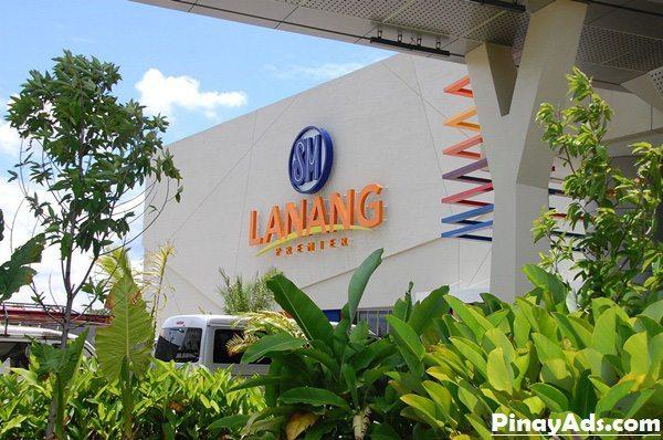 SM Lanang Premier Davao