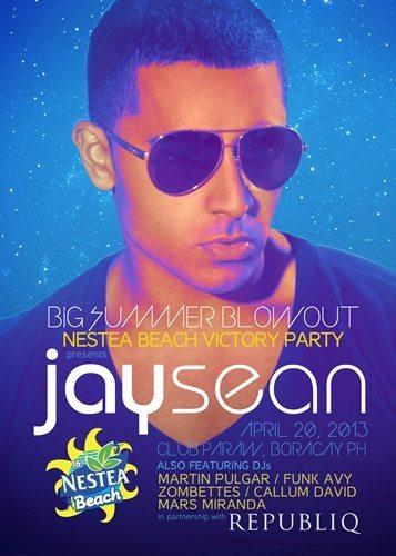 Jay Sean Poster