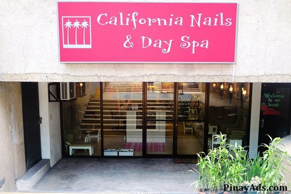 California Nails & Day Spa