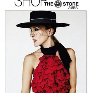 Sarah Jessica Parker will open The SM Store 'Aura'