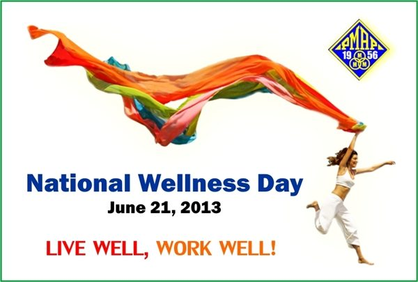 National Wellness Day