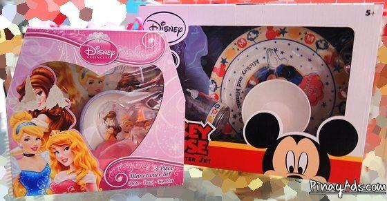 More Enjoyable Mealtimes with Melawares Disney line feeding set