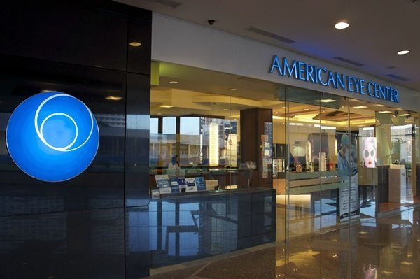 2American Eye Center in Greenbelt Makati