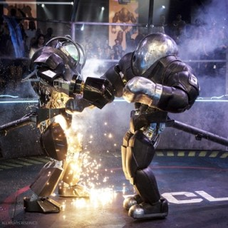 Battle Of The Machines Is On With Ground-breaking Robot Combat League