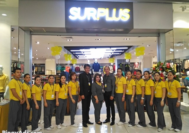 SURPLUS unveils its exciting new look at SM City Masinag