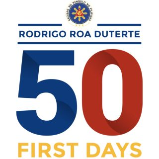 #50FIRSTDAYS To Showcase Duterte's Milestones