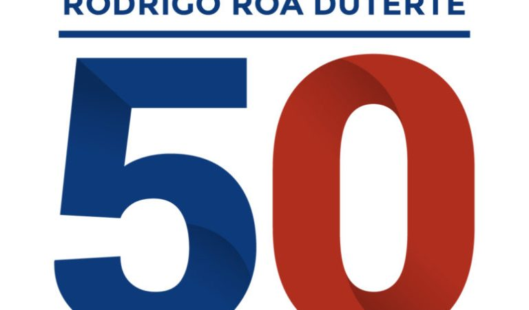 #50FIRSTDAYS To Showcase Duterte's Milestones