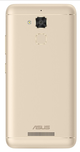 No more laser AF sensor for the Zenfone 3 Max, but it now has a fingerprint sensor