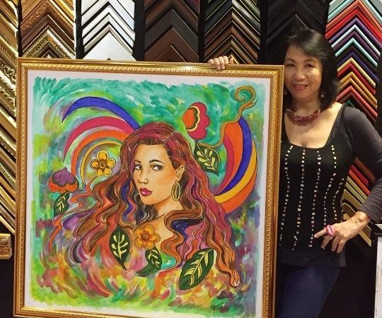 Boho In A Solo: An Exhibit Featuring Hippie Chic As Art