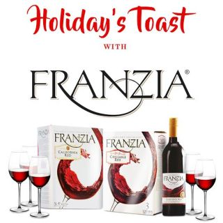 Add Extra Cheer To Your Holiday Toast With Franzia