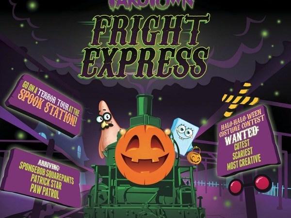 Nickelodeon Takotown Fright Express
