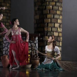 Ballet Manila's Cinderella to be staged on November 25, 26 and December 3