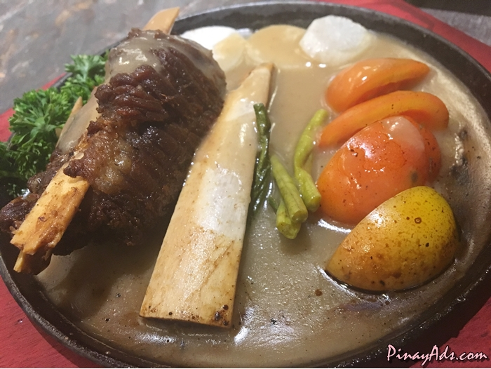 Sizzling Beef Ribs in Tamarind Gravy