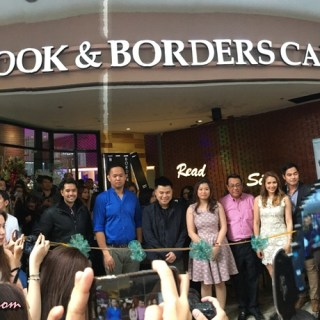 Sip, Read, and Unwind at Book & Borders Café Eastwood