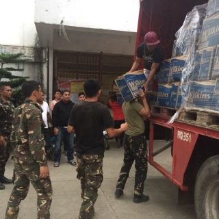 Coca-Cola brings safe drinking water to earthquake-stricken communities
