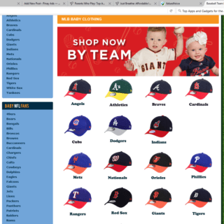The Benefits of Shopping for MLB Baby Gear Online
