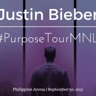 Justin Bieber's Purpose Tour in Manila 2017