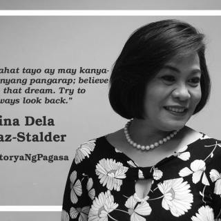 Dina Dela Paz-Stalder Recognized Globally As Most Influential Filipina Woman