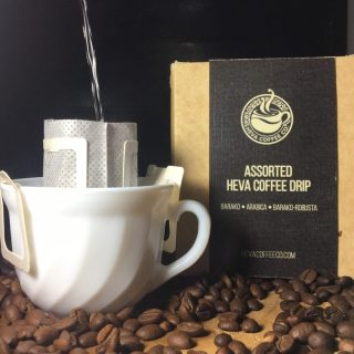 Have a Cup of Great Tasting Brews from Heva Coffee Co.