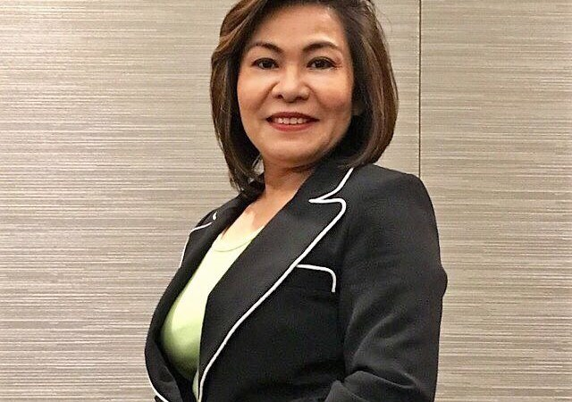 Dina Dela Paz-Stalder, Awarded As Most Influential Filipina In The World