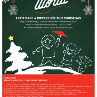 See the World: A Shared Vision to Help Filipino Children this Christmas