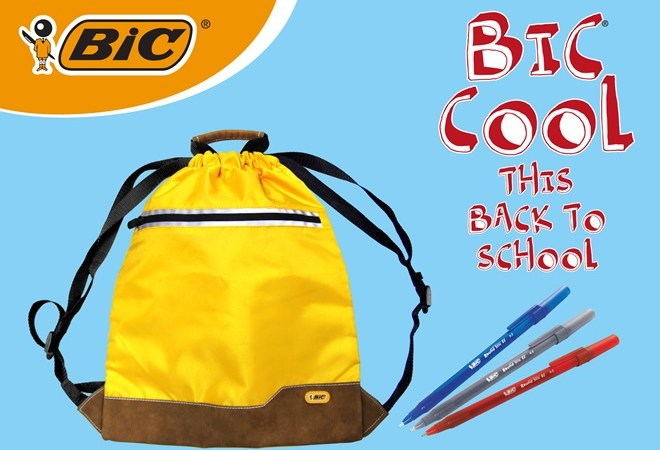 BIC® COOL THIS BACK TO SCHOOL!