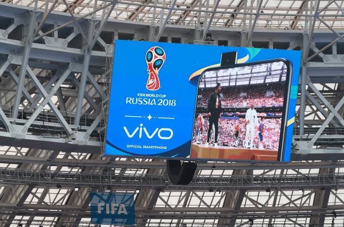 Vivo caps extraordinary My Time, My FIFA World Cup campaign in Russia