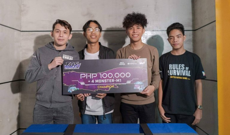 Sealteam Peenoise claims supremacy in the Rules of Survival – Nimo TV Philippine Champions League Season