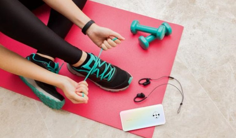 Maintain an active lifestyle at home with these tips from vivo