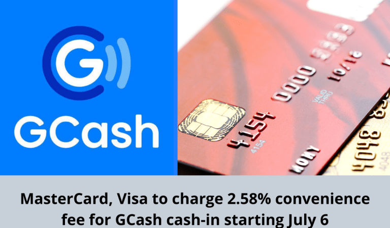 The Impact of Pass-on Fees by GCash's Card Payment Partners to GCash Users
