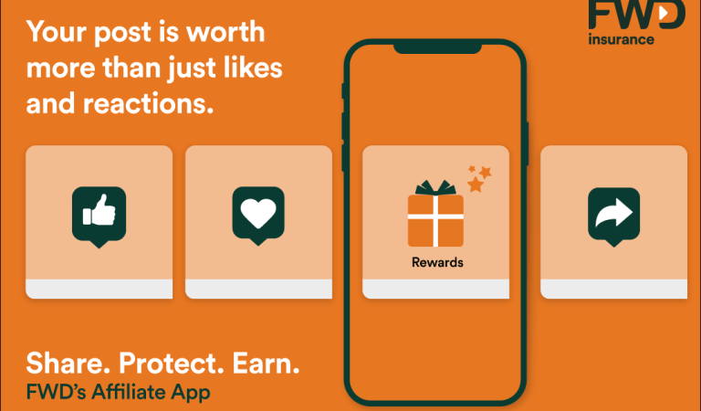 Share. Protect. Earn. Everyone wins with financial inclusion via FWD's Affiliate Program