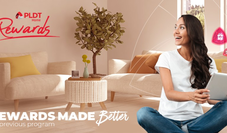 PLDT Home treats subscribers to bigger and better rewards