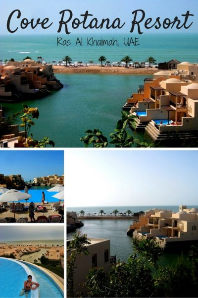 Cove Rotana Resort