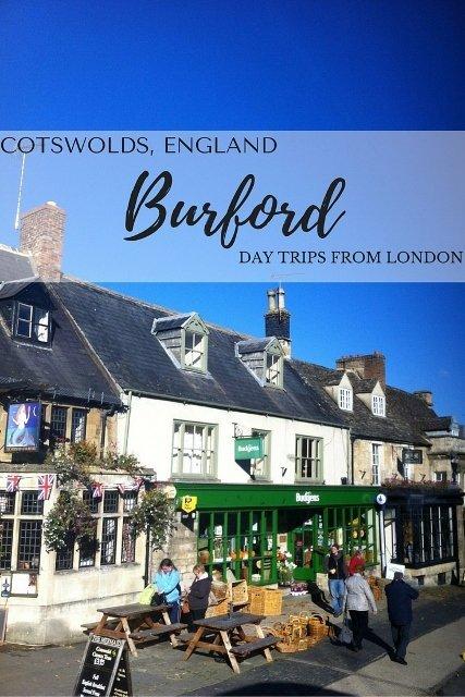 Burford, England
