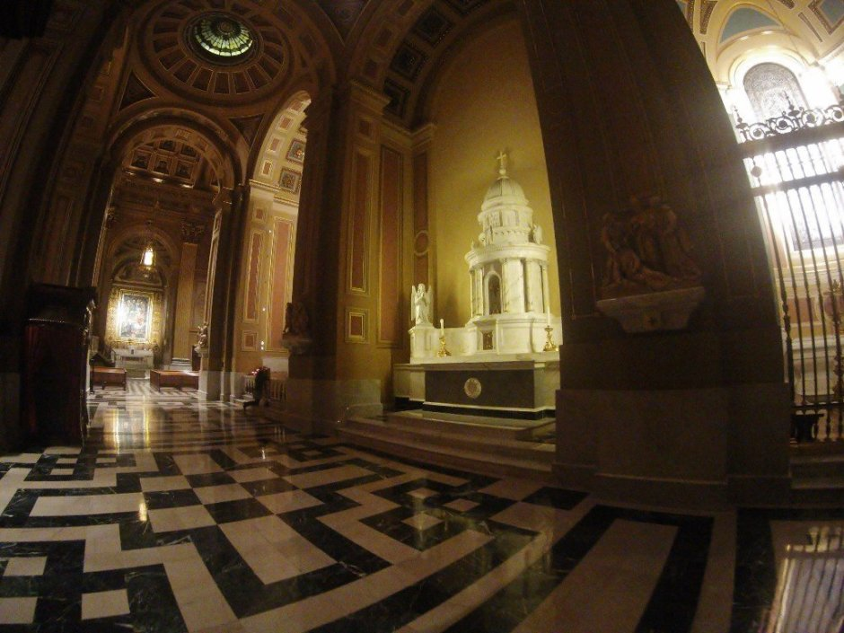 Cathedral Basilica of Saints Peter and Paul