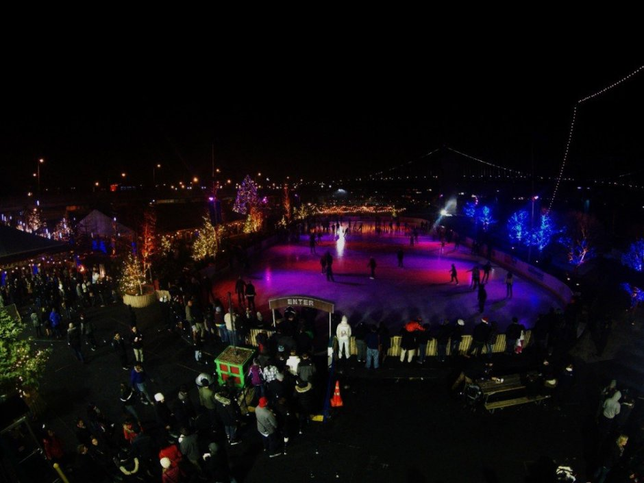 Blue Cross RiverRink Winterfest