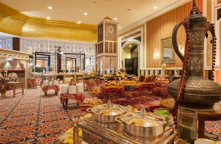 Ritz- Carlton Doha Ramadan 2015