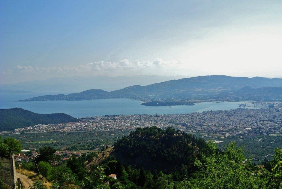 Thessaloniki to Pelion Greece