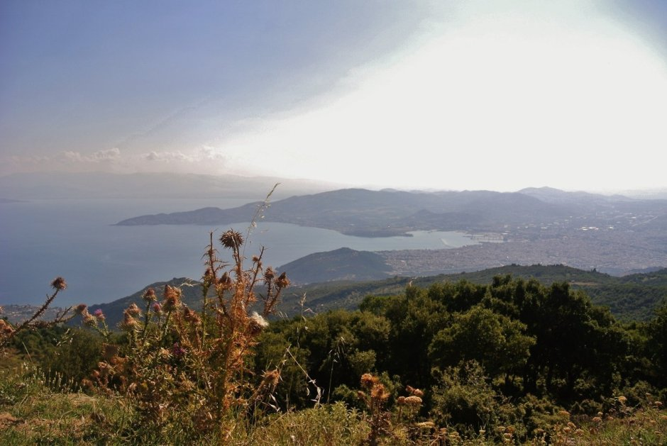 Thessaloniki to Pelion Greece