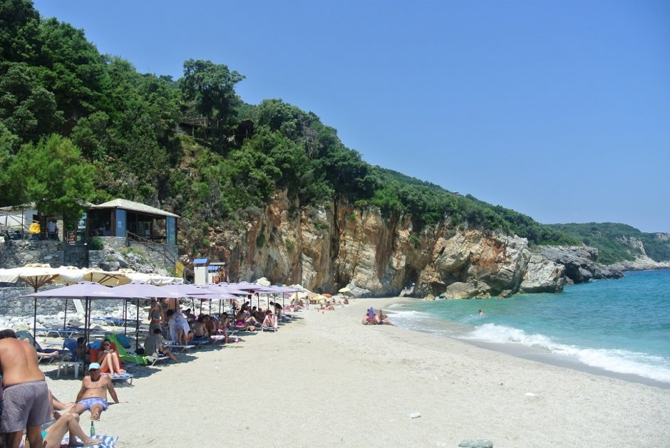 Mylopotamos Beach, Pelion, Greece